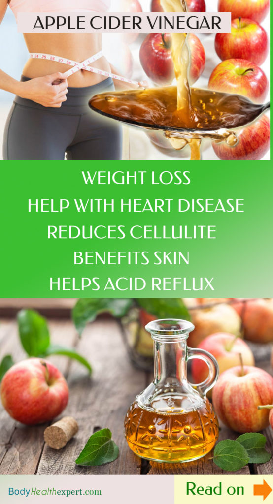 apple cider vinegar health facts