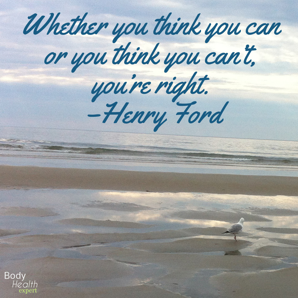 think you can?