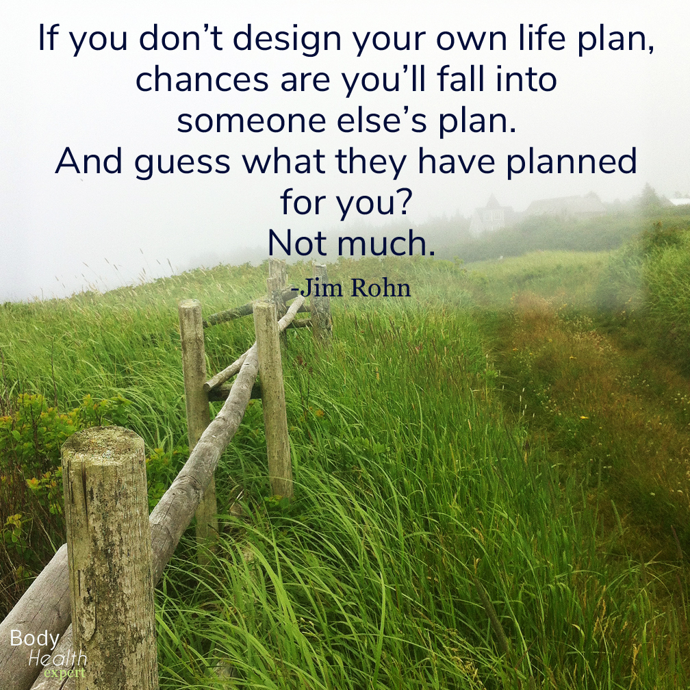 design your own life plan