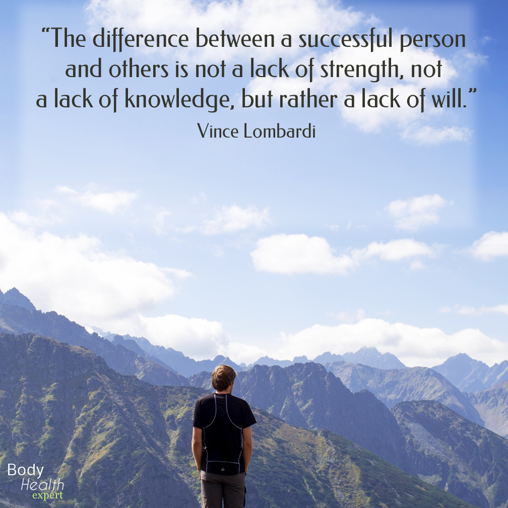 inspirational quote - difference between successful person and others