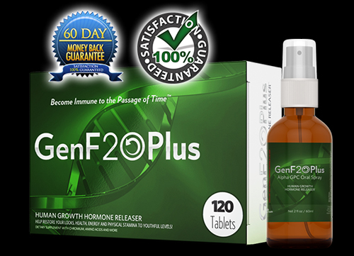 GenF20Plus #1 Rated HGH Product