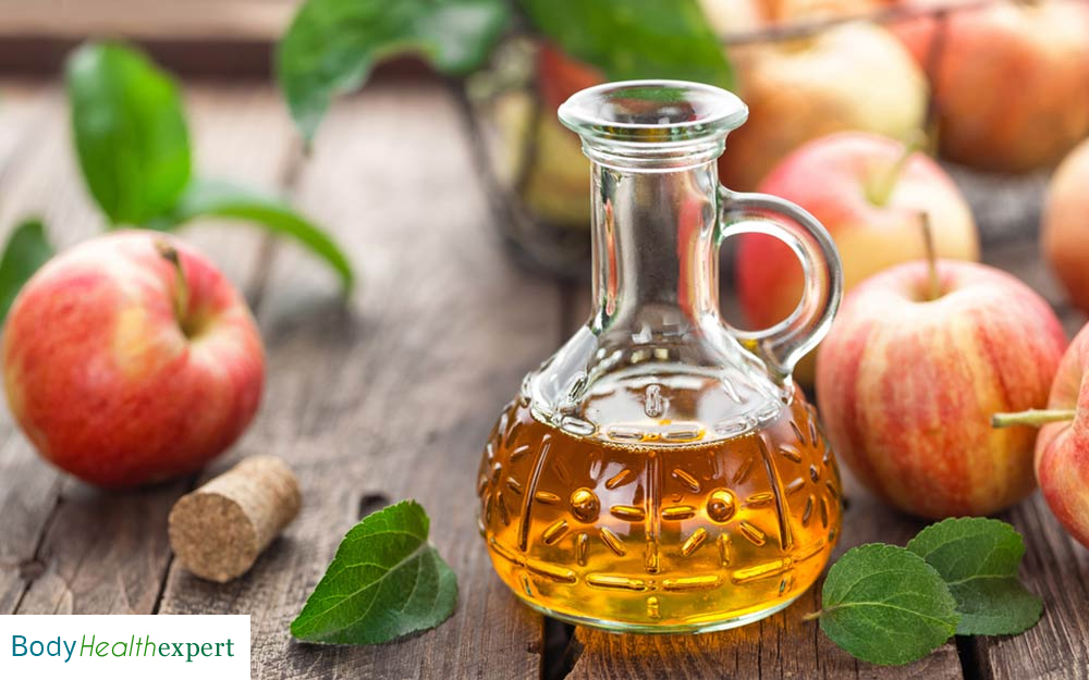 benefits of apple cider vinegar - healthy recipes