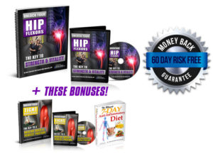 Unlock Your hip Flexors Special Deal