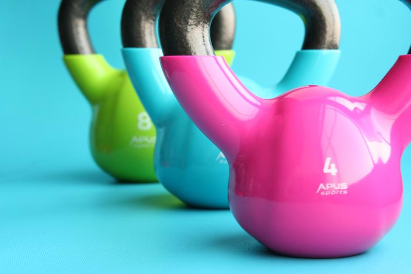 weights kettle ball