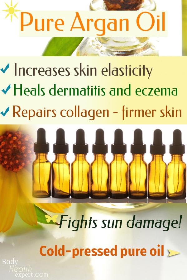 argan oil for skin beauty